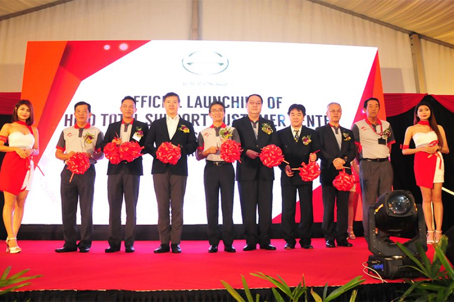 Hino Opens RM8 Million Hino Total Support Customer Centre (HTSCC)