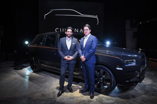 Rolls-Royce Launches Cullinan – Malaysia's Luxurious SUV