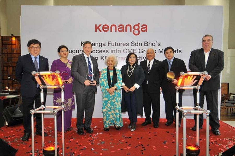 Trade on the World's Leading Derivatives Exchange with Kenanga Futures Sdn Bhd's KDF TradeActive