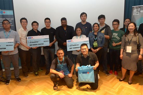 RHB, Startupbootcamp Fintech Hackathon focuses on Customer Engagement in Digital Banking