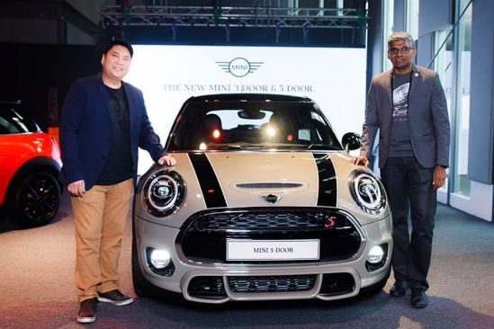 MINI Malaysia Introduces the New MINI