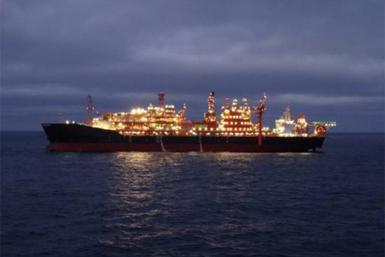 The Armada Kraken FPSO Safely Completes Hook-Up In The North Sea