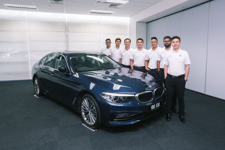 BMW Introduces Product Genius Programme