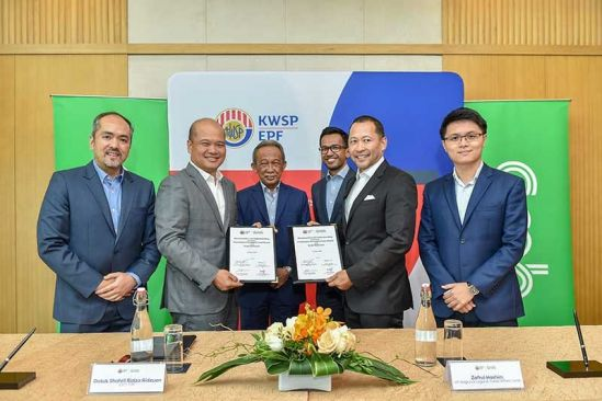 EPF Collaborates with Grab to Improve Retirement Savings of Ride-Hailing Drivers