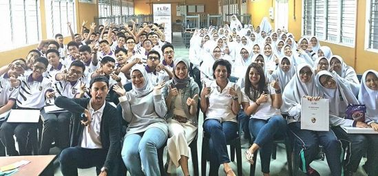 Be Career Ready Before Leaving High School: FLIP Prepares the Future Leaders of Malaysia For an Evolving Workforce
