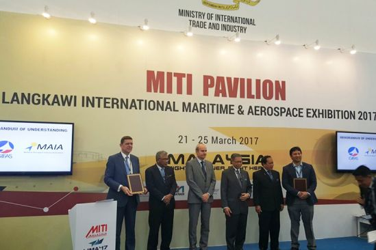MITI Makes Its Biggest Appearance At LIMA 2017