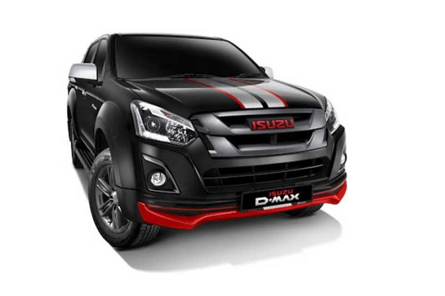 ISUZU launches new X-series Limited Edition and DURA-MILES Challenge 2018