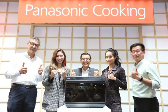 Panasonic Launches New Big Cubie Oven