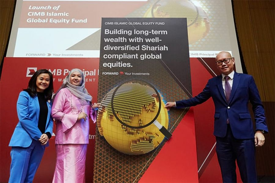 CIMB-Principal Launches New Cimb Islamic Global Equity Fund To Tap Into Global Growth