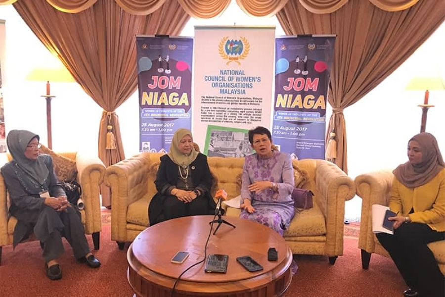 National Council Of Women's Organisations' Malaysia Bridges Gaps For Women Entrepreneurs To Be The 4th Industrial Revolution Catalysts