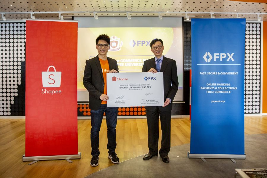 Shopee and FPX joins hand to launch online tutorials