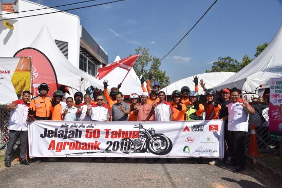 Agrobank Welcomes Community of Guar Chempedak