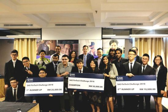 SAS and MDEC join forces to develop fintech talent and innovation in Malaysia