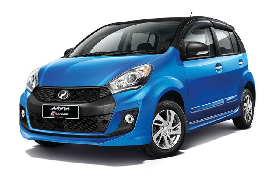 Perodua Myvi Nears Its Millionth Production