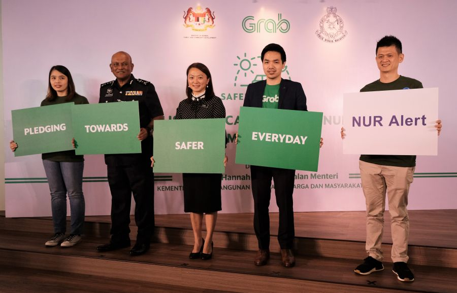 Grab Reaffirms Commitment to Safety through Collaboration with PDRM