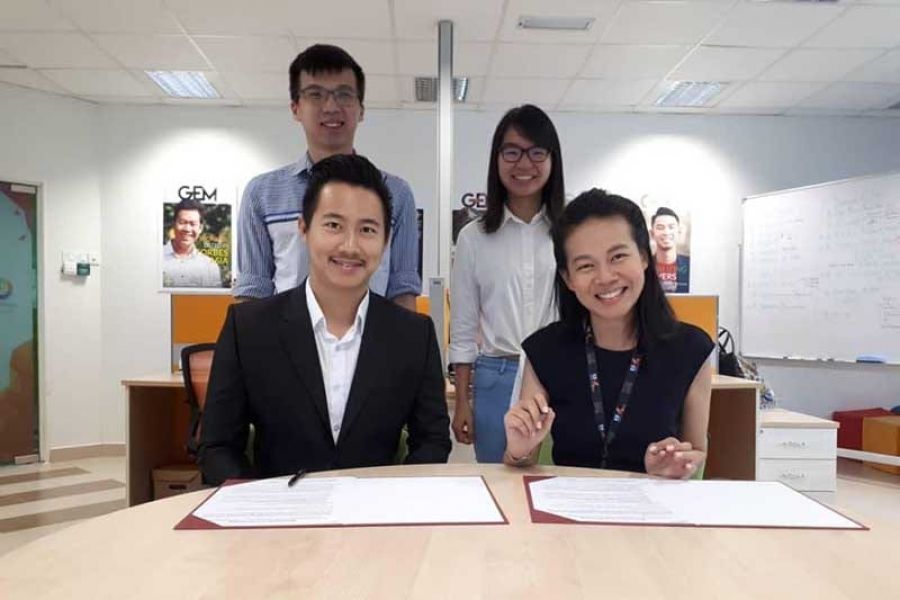 B'Eats Malaysia Signs MoU with GEM, under UMCIC