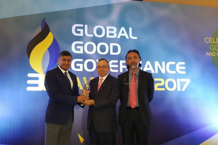 Agrobank Receives Recognition At The Global Good Governance Awards 2017