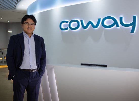 COWAY GIVES AWAY 10,000 HAND SANITISERS & MASKS FOR GRABFOOD CUSTOMERS