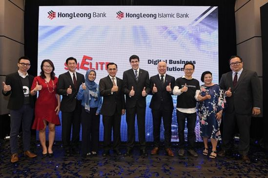 Hong Leong Bank Launches Digital Business Solutions Suite Complete with SMElite Financing Services