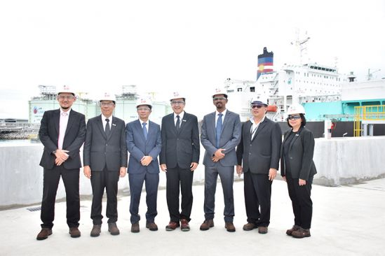 Petronas Delivers First LNG Cargo To Thailand