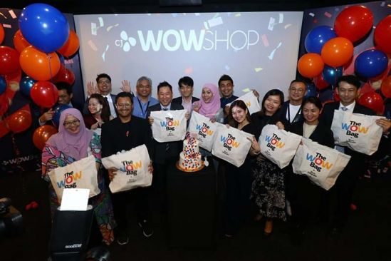 CJ WOW SHOP Rewards Malaysians In Celebration of Two Astounding Years