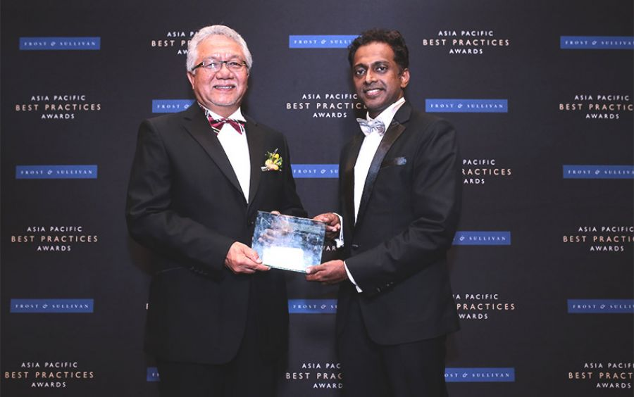 TM Awarded Telecom Service Provider Of The Year Award
