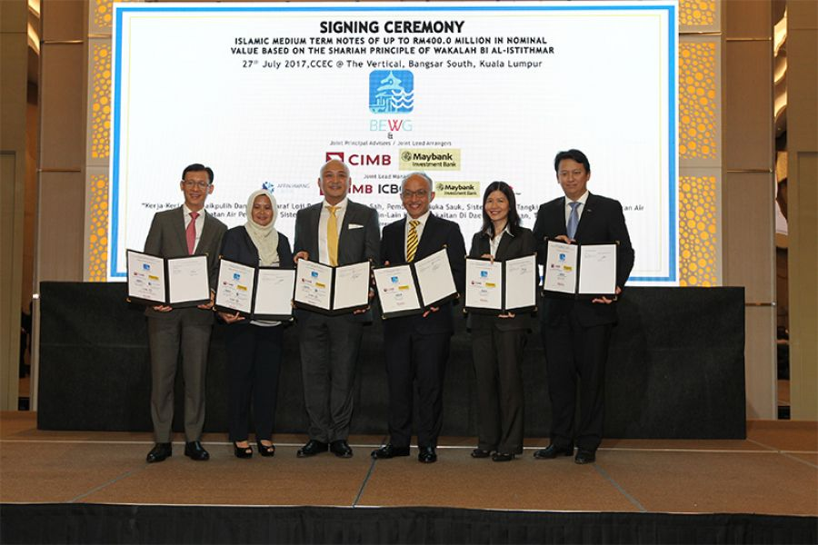 BEWG (M) Sdn Bhd.'s Debut RM400 million Sukuk in the Malaysian Islamic Debt Capital Market