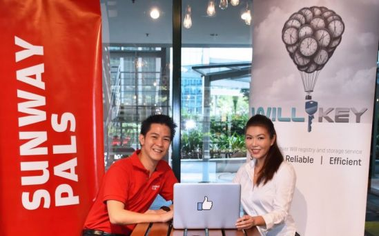 WillKey™ Rewards with Sunway Pal Points