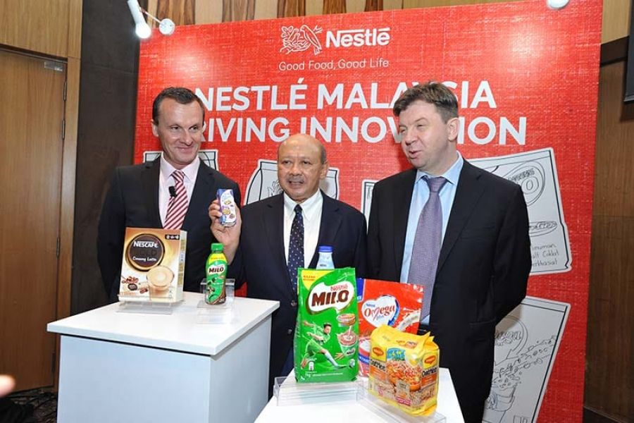 Nestlé Delivers Solid Growth for FY2017
