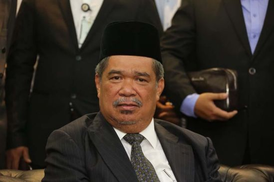 Know Your Minister - Haji Mohamad Bin Sabu (Defence Minister)