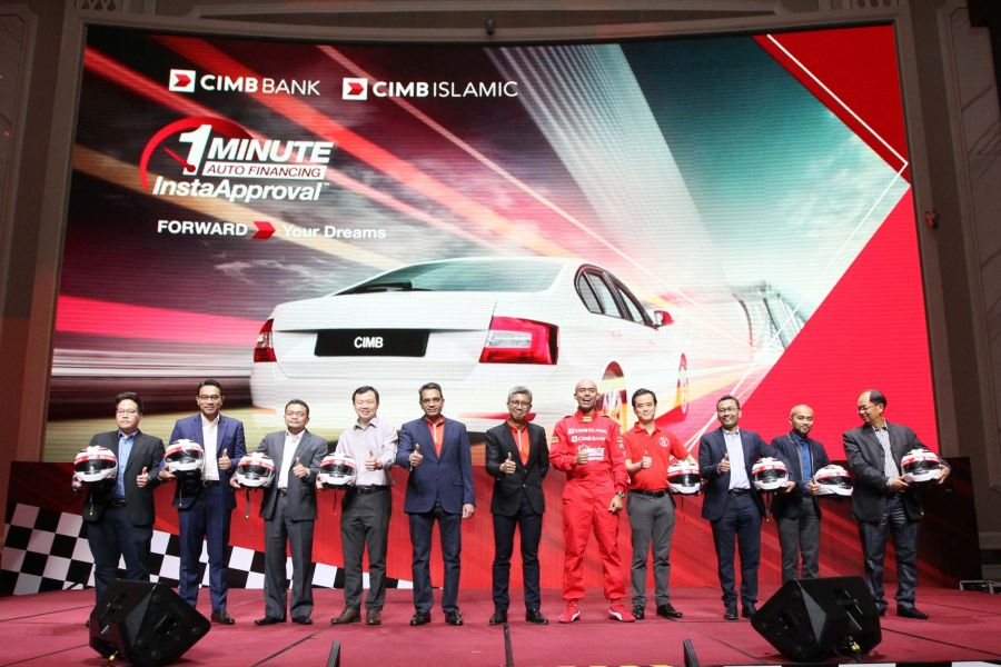 CIMB unveils first-in-market 1-minute approval for auto financing