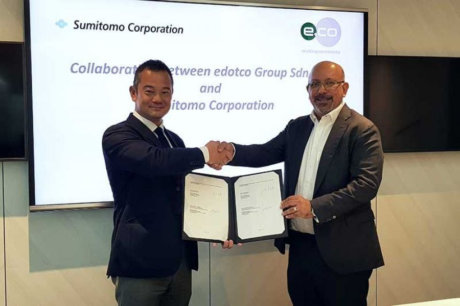 edotco and Sumitomo Partner to Advance Connectivity Offerings