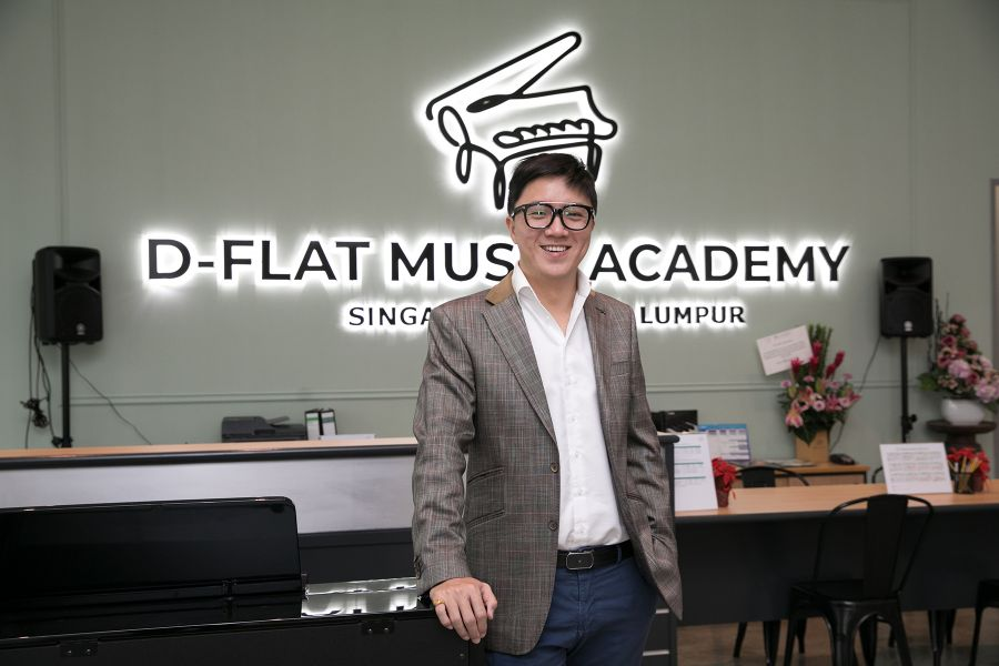 D-Flat Music Academy opens flagship in Malaysia