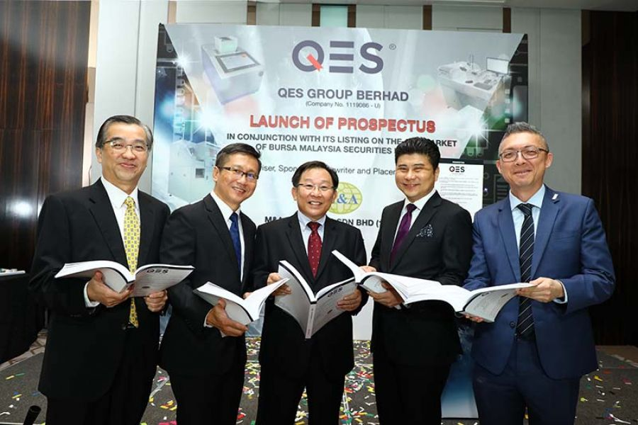QES To Raise RM28.82 Million FROM IPO