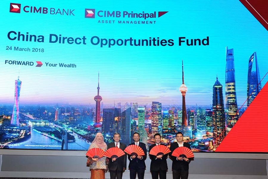 CIMB-Principal's additional RMB1 billion RQFII quota a boon to access China A-Shares