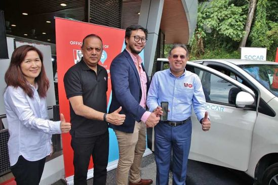 Car-sharing Application SOCAR Partners with Leading Fast Food Chain KFC Malaysia