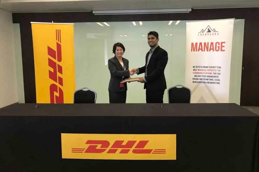 DHL Express Malaysia and Everpeaks sign MoU to help local SMEs go global